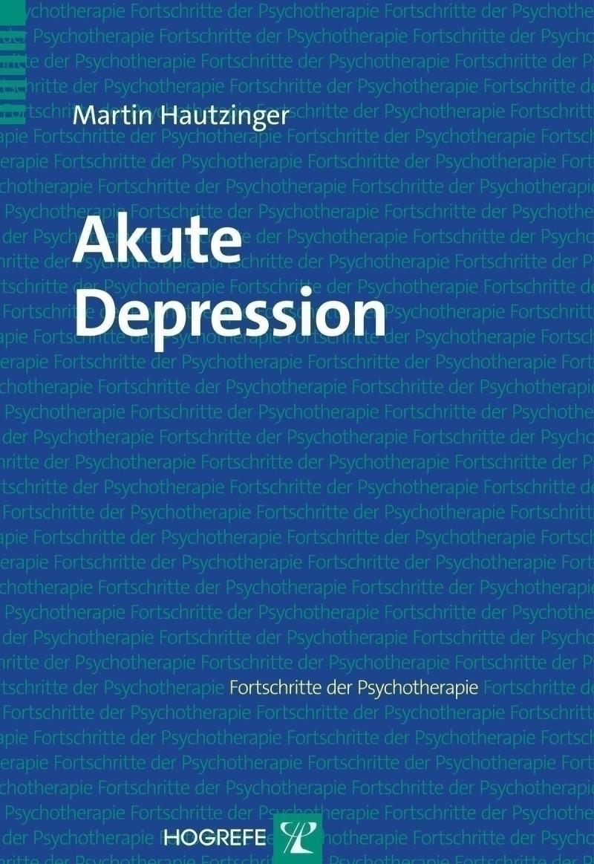 Akute Depression
