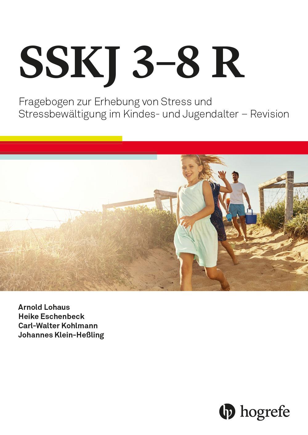 Test komplett bestehend aus: Manual, 10 Stressfragebogen, Schablonensatz, 10 Auswertungsbogen und Mappe