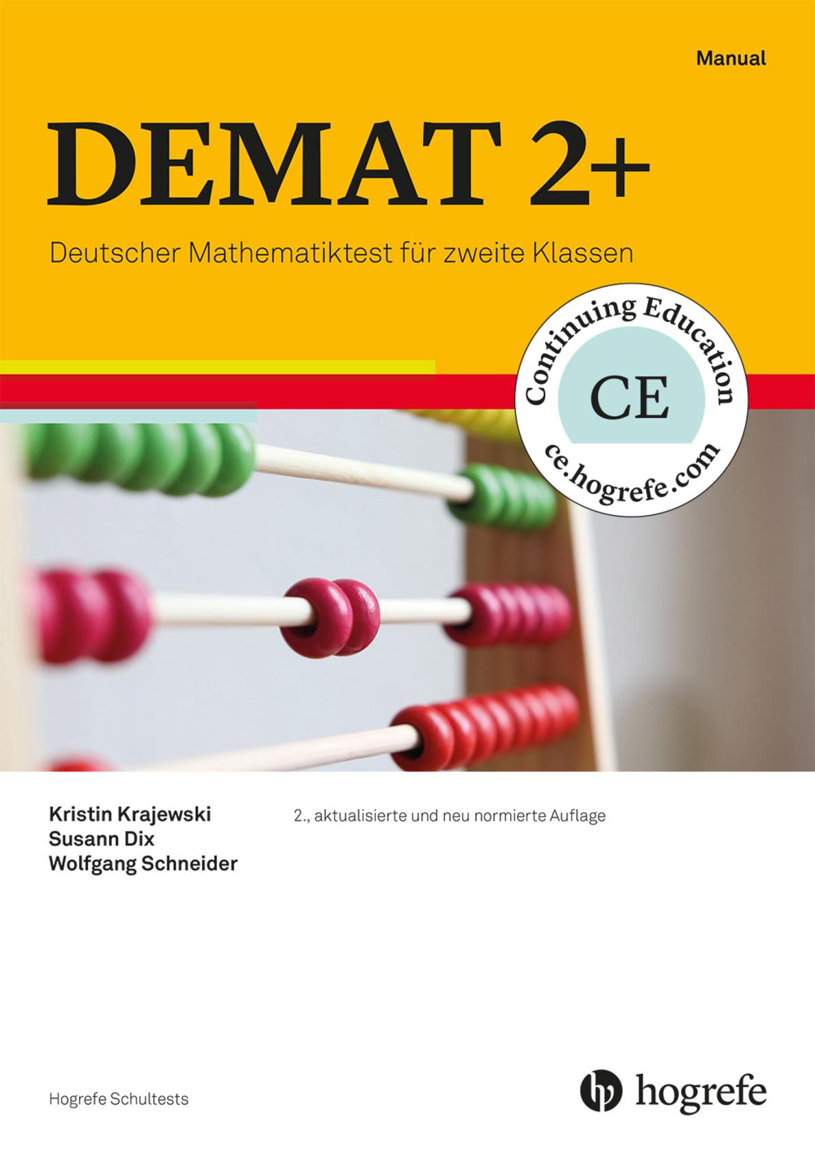 Test komplett bestehend aus: Manual, 5 Testhefte Form A, 5 Testhefte Form B, Schablonensatz Form A, Schablonensatz Form B und Mappe