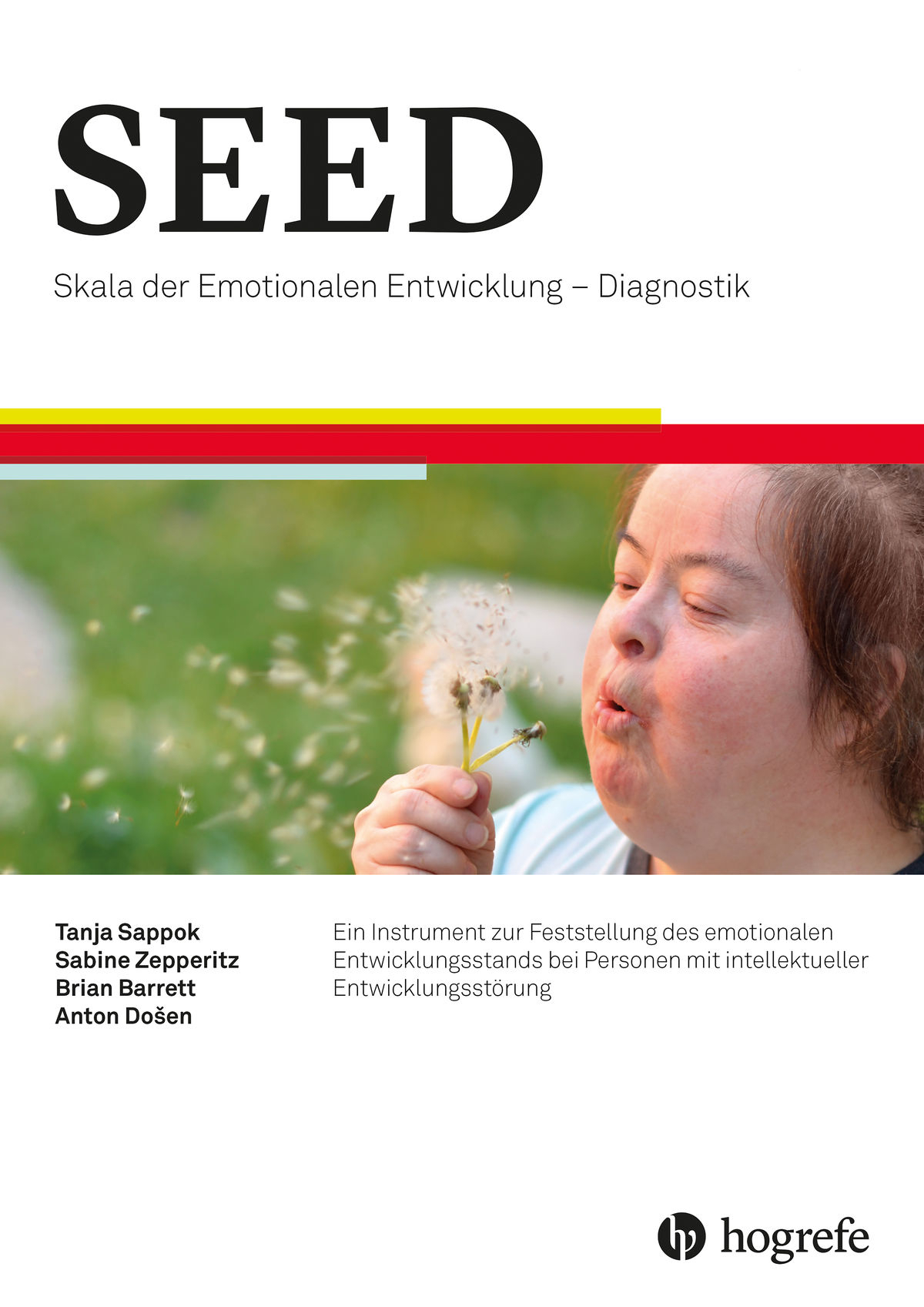 Test komplett bestehend aus Manual, 10 Protokoll- und Profilbogen, Infoblatt Meilensteine der Emotionalen Entwicklung und Box