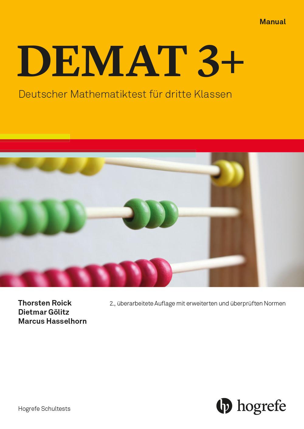 Test komplett bestehend aus: Manual, 5 Testhefte A, 5 Testhefte B, Schablonensatz A, Schablonensatz B, 10 Klassenprofile und Mappe