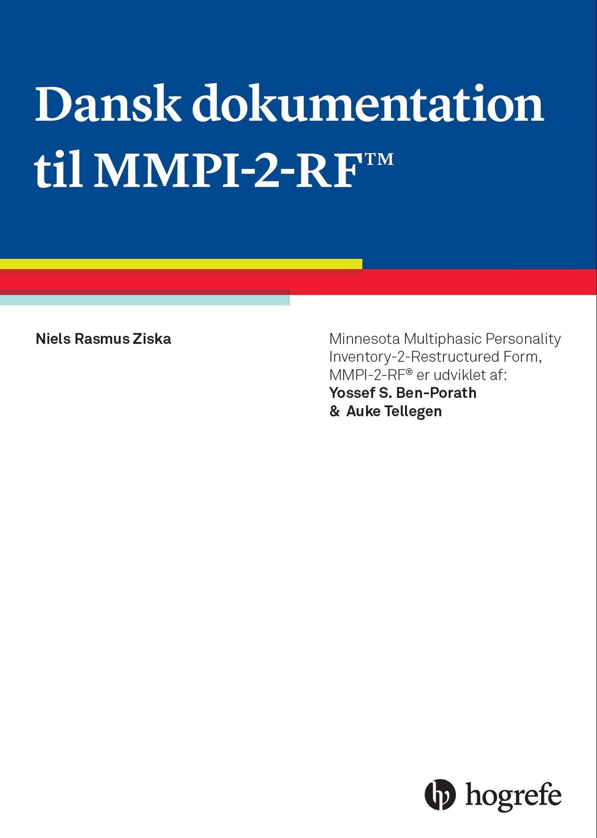 MMPI-2-RF HTS 5