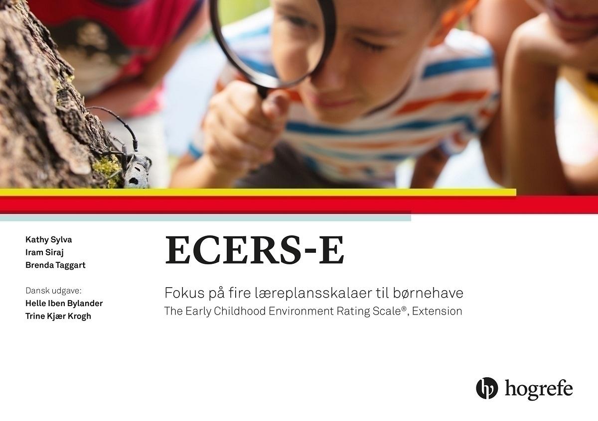 ECERS-E Fokus på fire læreplansskalaer i børnehave