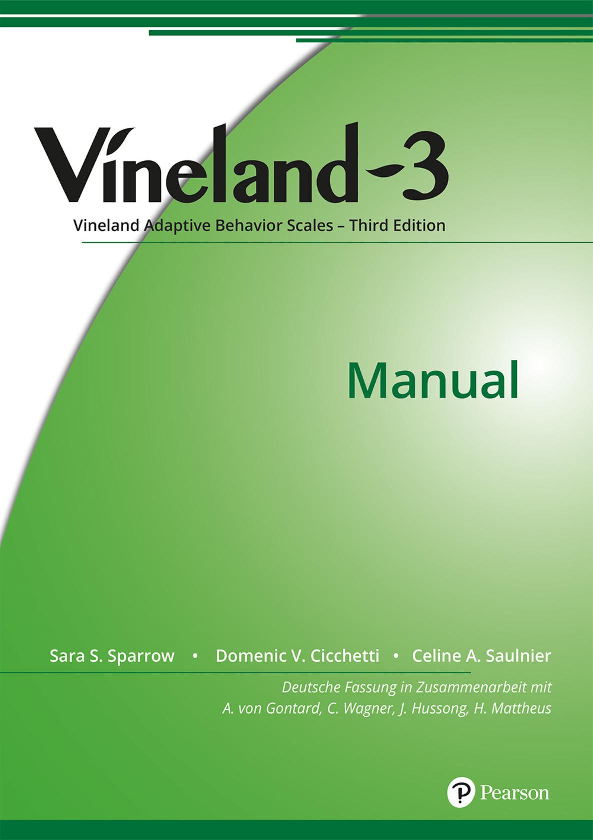 Gesamtsatz bestehend aus: Manual, Ergänzungsmanual, 25 Elternfragebogen Langform, 25 Elternfragebogen Kurzform, 25 Lehrerfragebogen Langform und 25 Lehrerfragebogen Kurzform