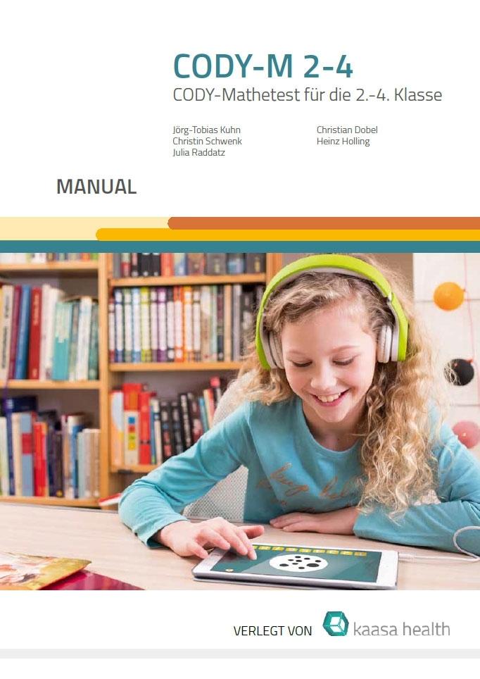 CODY-M 2-4 komplett, bestehend aus: Testsoftware inkl. 10 Testungen und Manual