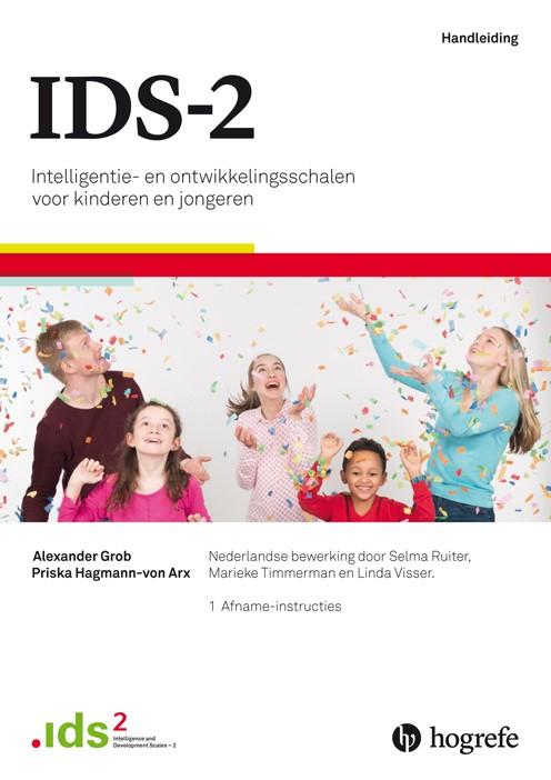 IDS-2 compleet startpakket (koffer, set met non-verbale materialen, 6 opdrachtboeken, nakijkmallen, handleidingen, alle benodigde scoreformulieren + digitale scoring en subtestformulieren, elk 10 stuks)