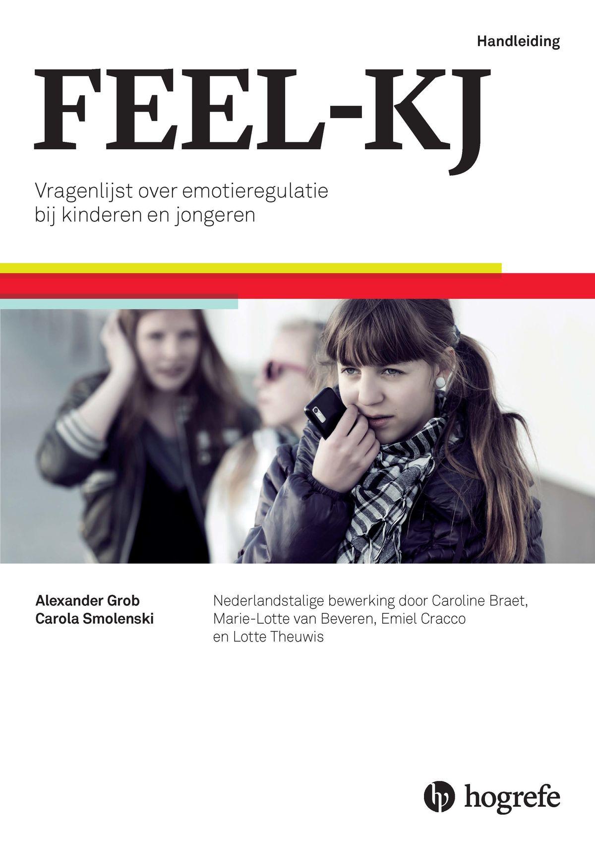 FEEL-KJ Startpakket (handleiding, 20 ouder-, 20 zelfrapportagelijsten, 20 scoreformulieren, verpakt in box)