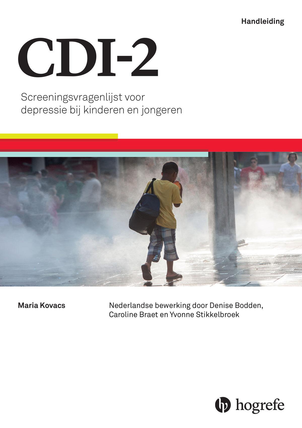 CDI-2 startpakket (handleiding, 25 zelfrapportagelijsten, 25 oudervragenlijsten, in box)