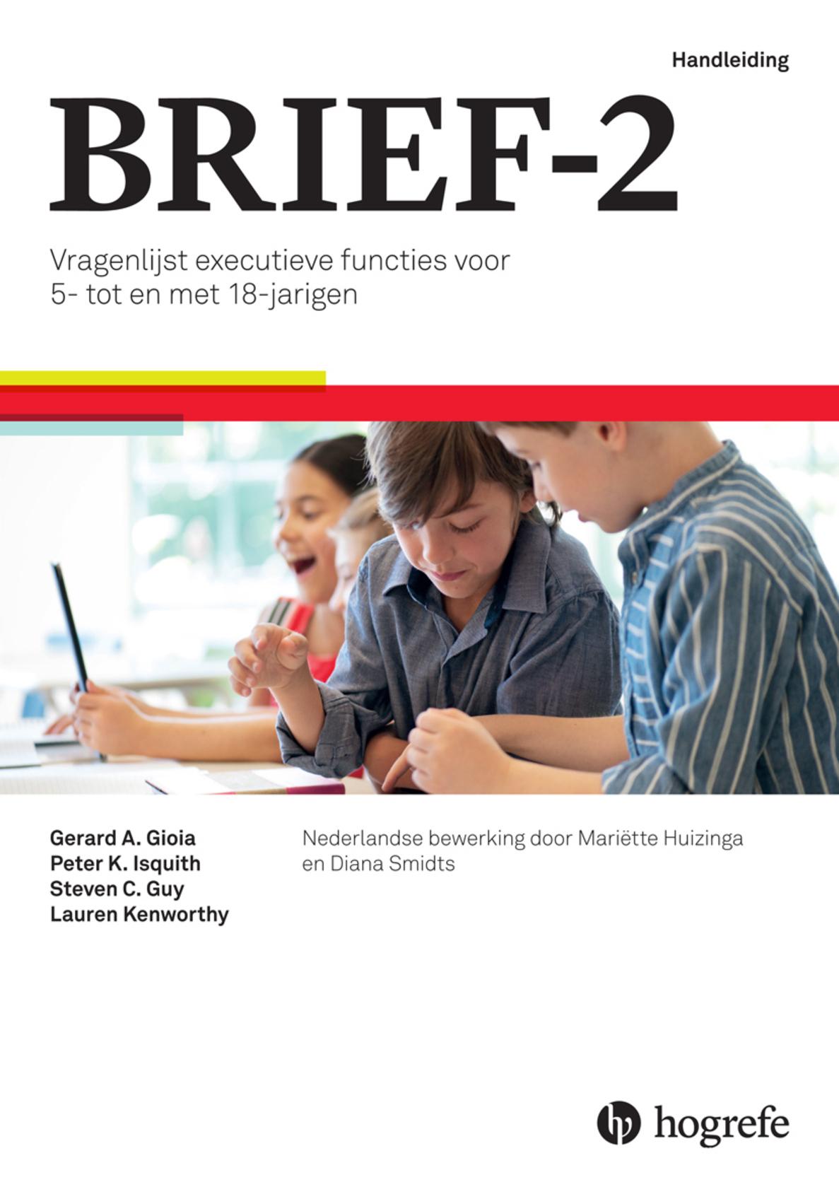 BRIEF-2 startpakket (handleiding, 10 Ouder-, 10 Leraar-, 10 Zelfrapportagelijsten en profielformulieren, in box)