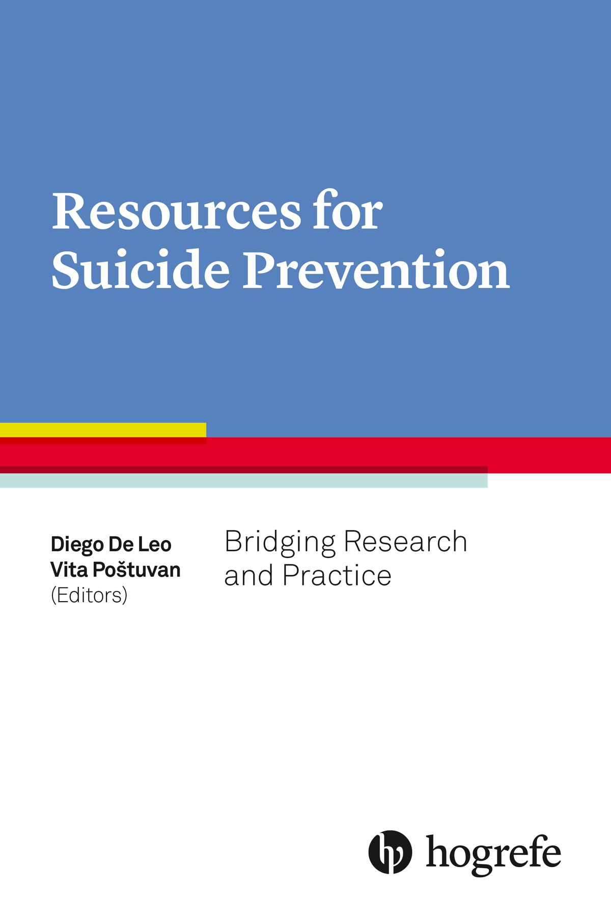 Resources for Suicide Prevention