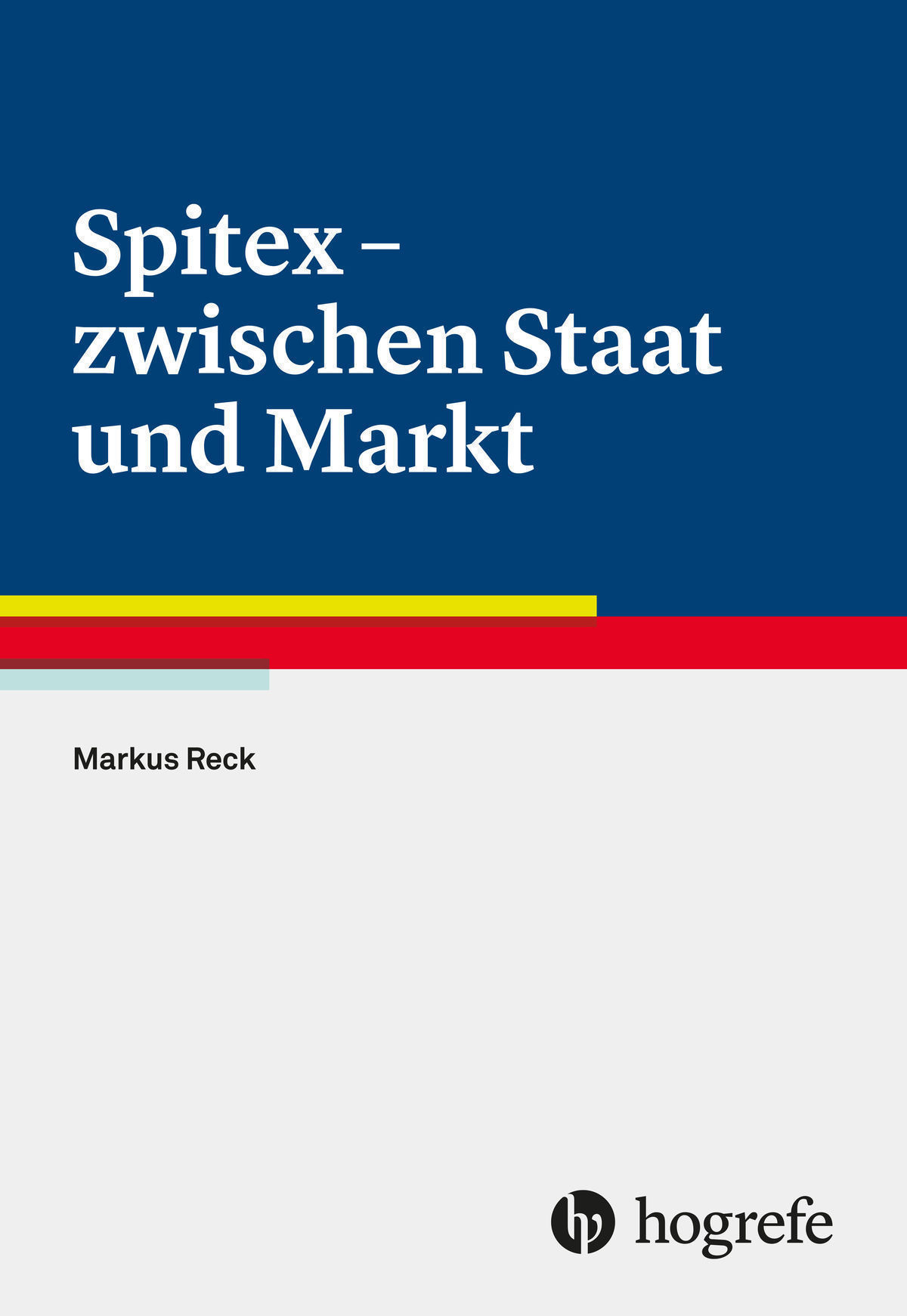 Spitex - zwischen Staat und Markt