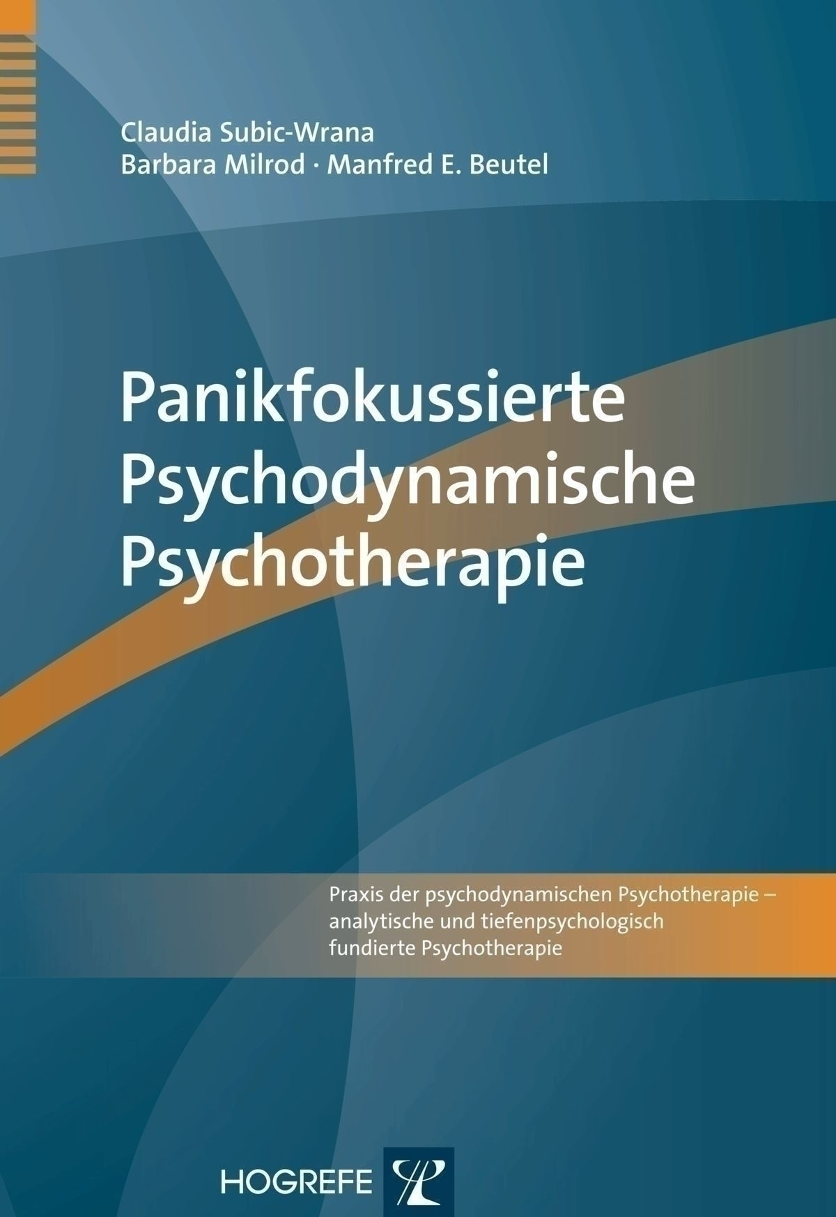 Panikfokussierte Psychodynamische Psychotherapie