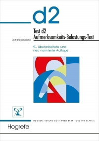 d2-C (HTS 5)*, Testkit inkl. 50 Nutzungen