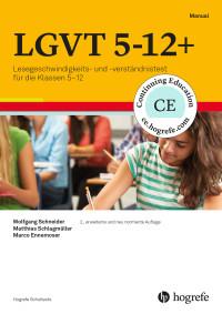 Lesegeschwindigkeits- und Verständnistest für die Klassen 5–12+