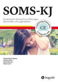 Screening für Somatoforme Störungen des Kindes- und Jugendalters SOMS-KJ