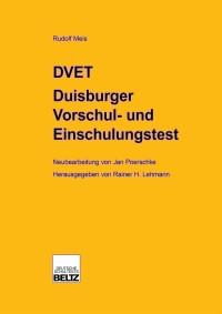 Duisburger Vorschul- und Einschulungstest