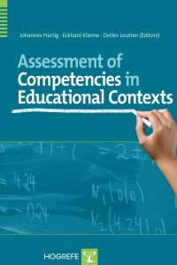 Assessment of Competencies in Educational Contexts