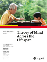 Theory of Mind Across the Lifespan