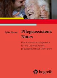 Pflegeassistenz Notes