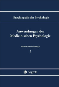 Anwendungen der Medizinischen Psychologie
