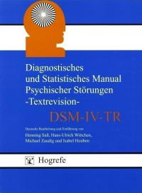 Diagnostisches und Statistisches Manual Psychischer Störungen – Textrevision – DSM-IV-TR