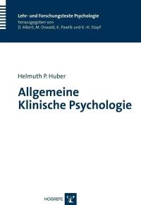 Allgemeine Klinische Psychologie