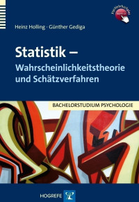 Statistik – Wahrscheinlichkeitstheorie und Schätzverfahren