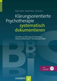 Klärungsorientierte Psychotherapie systematisch dokumentieren