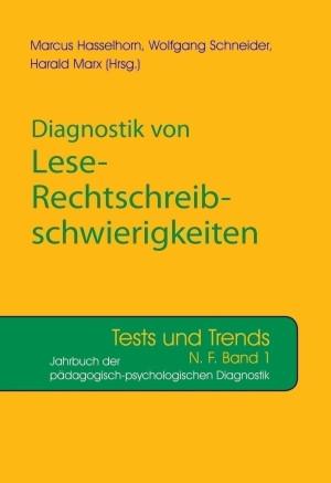 Diagnostik von Lese-Rechtschreibschwierigkeiten
