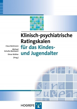 Klinisch-psychiatrische Ratingskalen für das Kindes- und Jugendalter