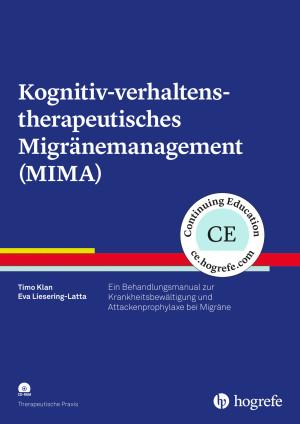 Kognitiv-verhaltenstherapeutisches Migränemanagement (MIMA)