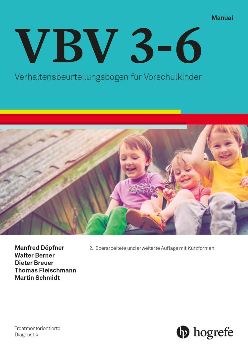 Test komplett bestehend aus: Manual, 10 Fragebogen VBV-EL, 10 Fragebogen VBV-ER, 10 Item-Auswertungsbogen VBV-EL, 10 Item-Auswertungsbogen VBV-ER, 10 Auswertungsbogen VBV-EL/VBV-ER, 1 Schablonensatz VBV-EL/VBV-ER, 10 Fragebogen VBV-K-EL, 10 Fragebogen VBV