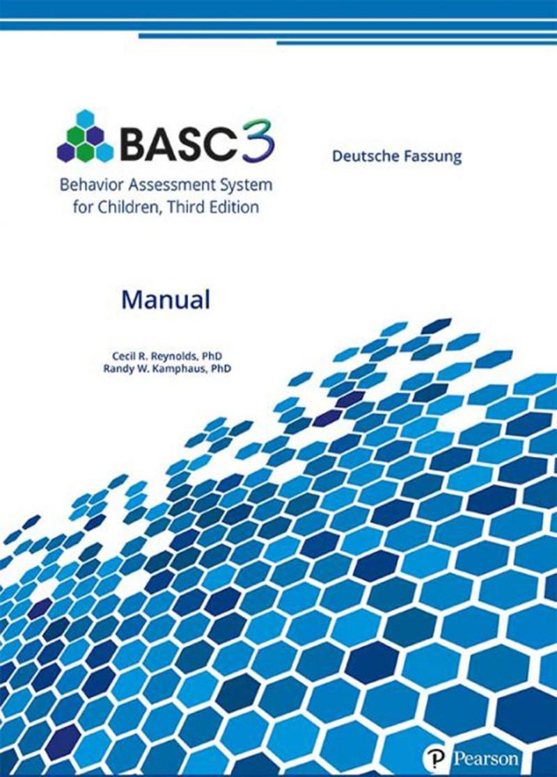 Gesamtsatz bestehend aus: Manual, je 25 Elternfragebogen Vorschule (EFB-V), Kind (EFB-K) und Jugendliche (EFB-J), je 25 Lehrerfragebogen Vorschule (LFB-V), Kind (LFB-K) und Jugendliche (LFB-J), je 25 Selbsteinschätzungsfragebogen Kind (SEP-K) und Jugendli