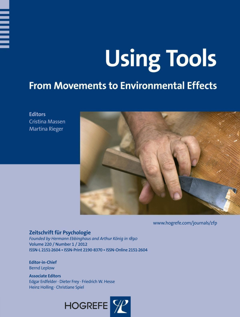 Using Tools: From Movements to Environmental Effects
