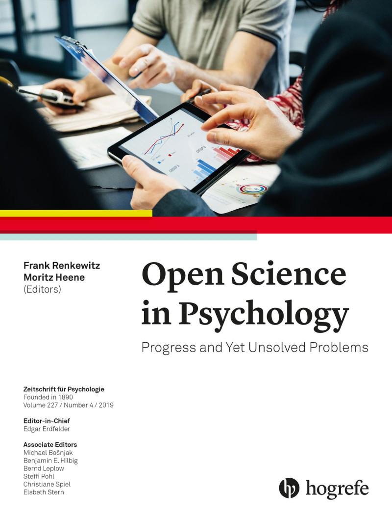 Open Science in Psychology