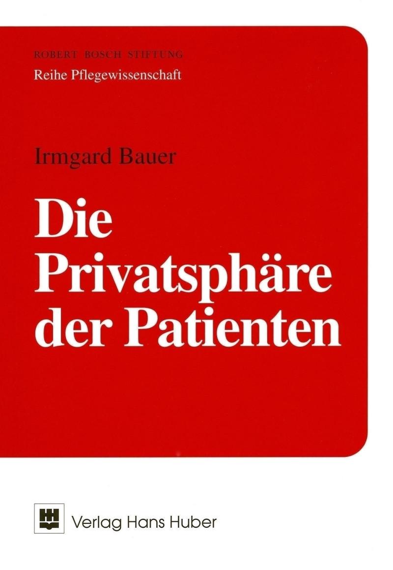 Die Privatsphäre des Patienten
