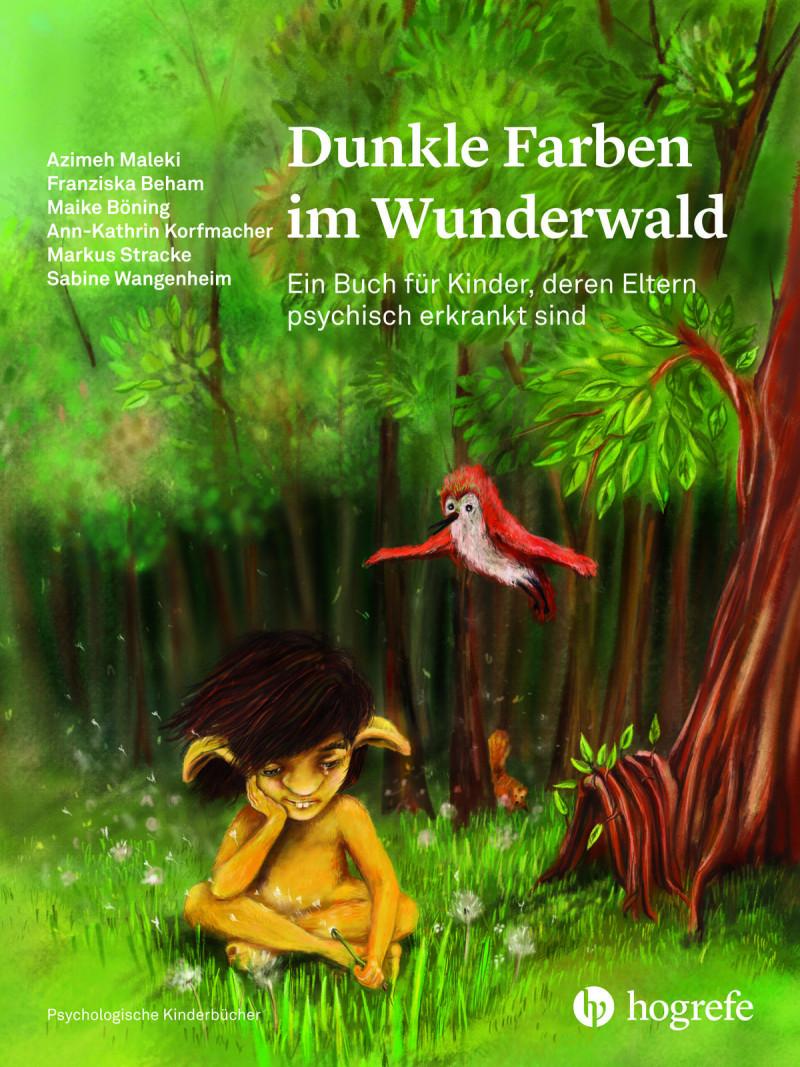 Dunkle Farben im Wunderwald