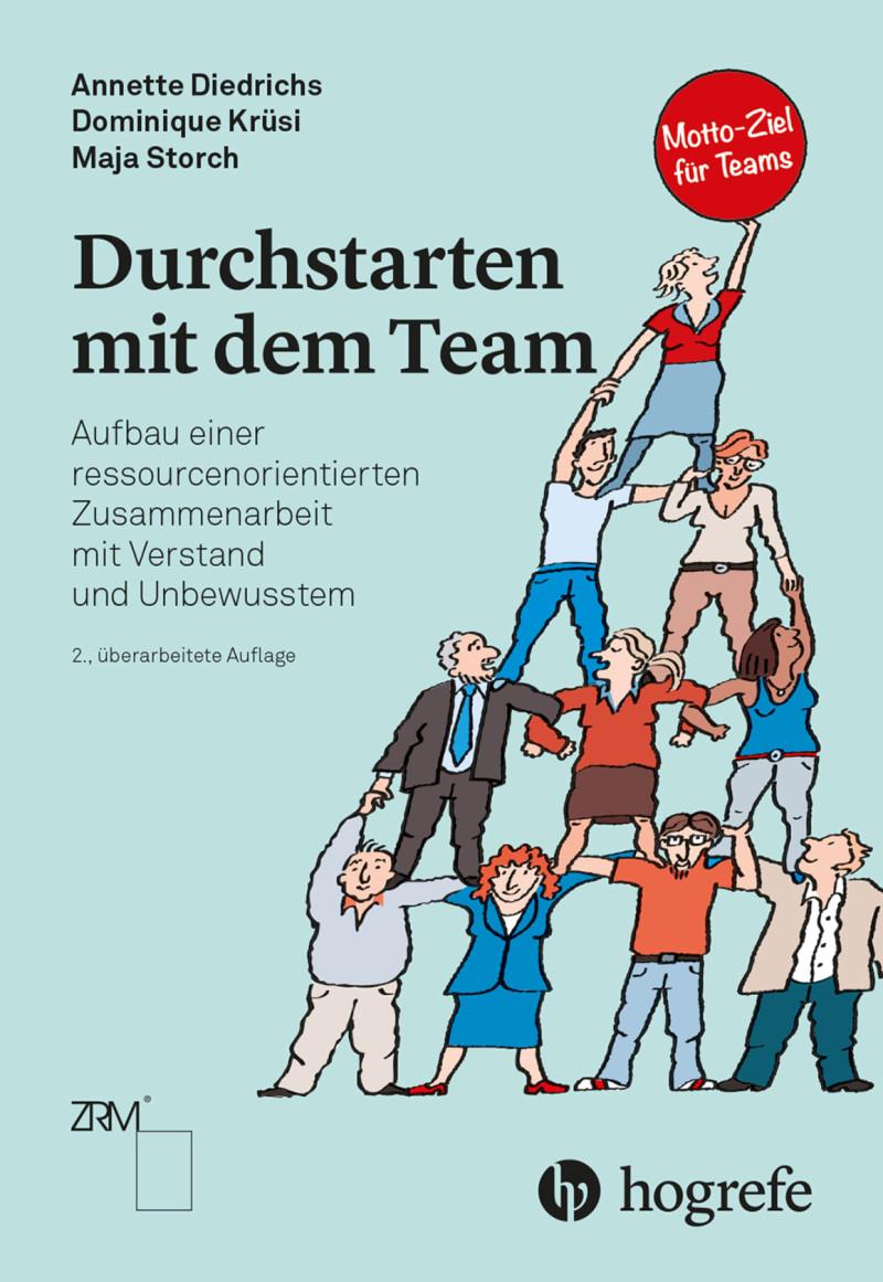 Durchstarten mit dem Team
