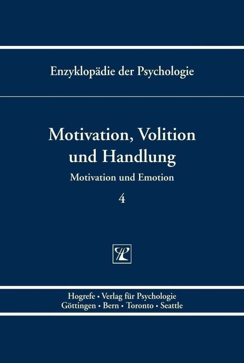 Motivation, Volition und Handlung