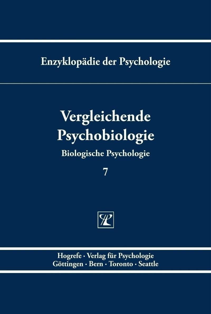 Vergleichende Psychobiologie