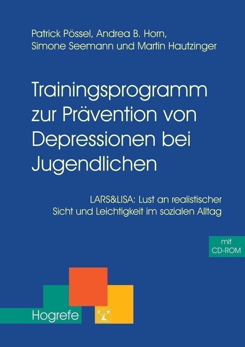 Trainingsprogramm zur Prävention von Depressionen bei Jugendlichen