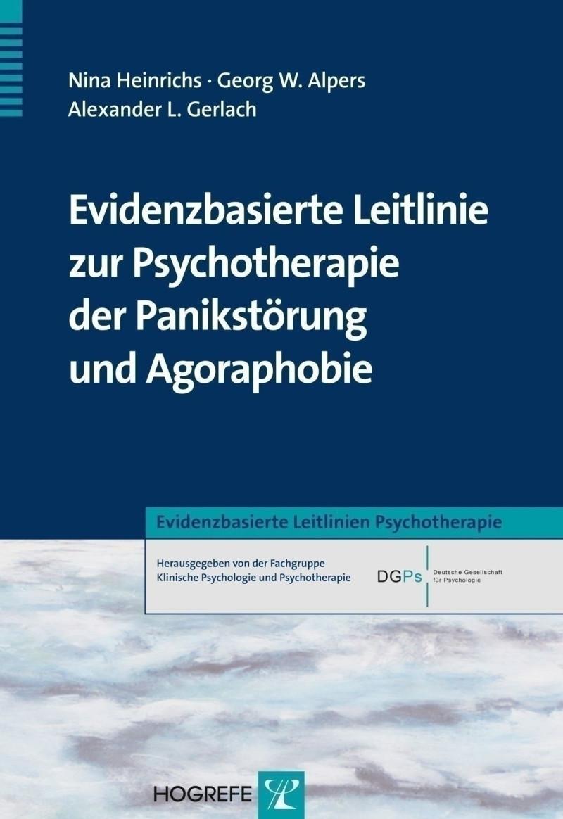 Evidenzbasierte Leitlinie zur Psychotherapie der Panikstörung und Agoraphobie