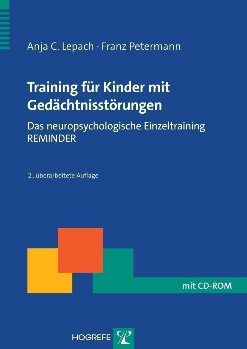 Training für Kinder mit Gedächtnisstörungen