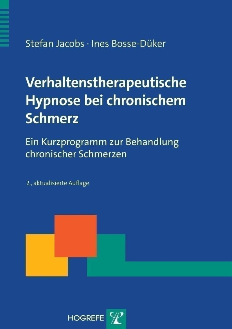 Verhaltenstherapeutische Hypnose bei chronischem Schmerz