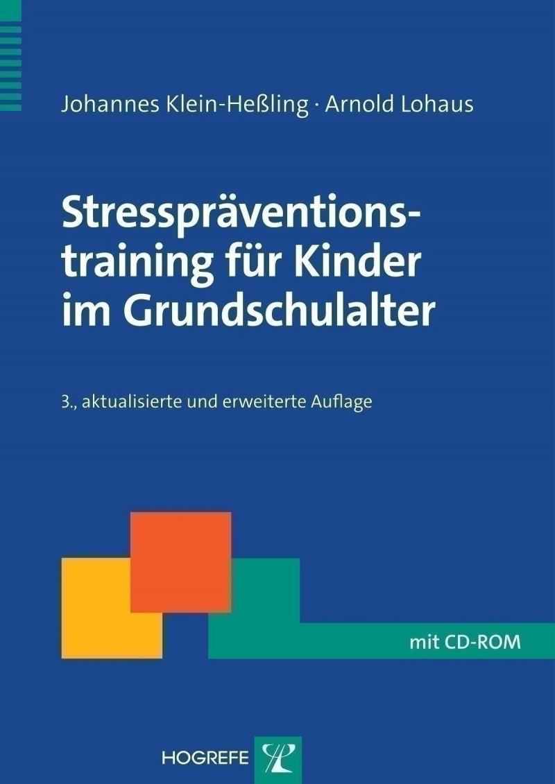 Stresspräventionstraining für Kinder im Grundschulalter