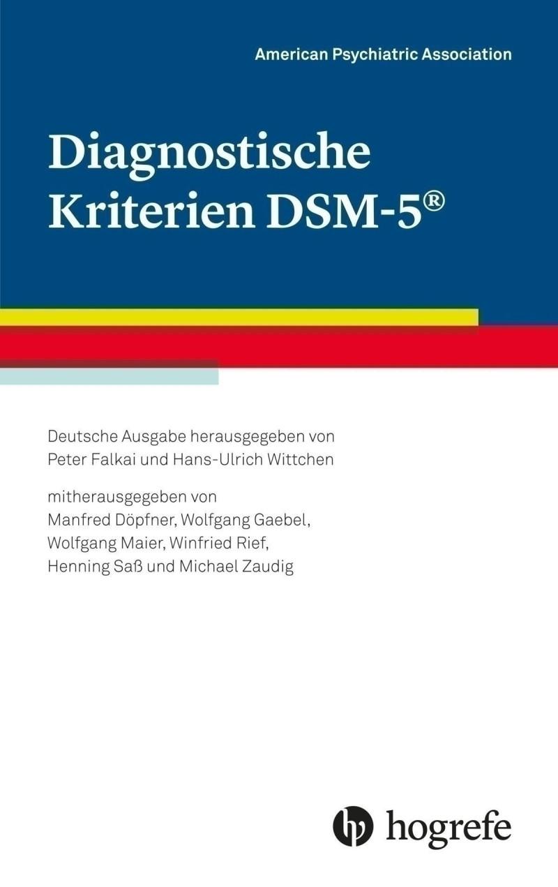 Diagnostische Kriterien DSM-5®
