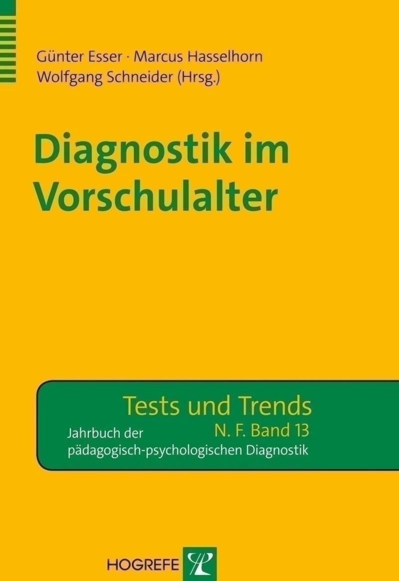 Diagnostik im Vorschulalter