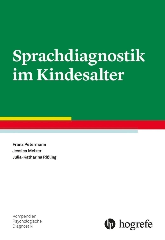 Sprachdiagnostik im Kindesalter