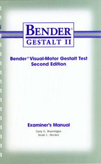 Bender - Gestalt II komplet