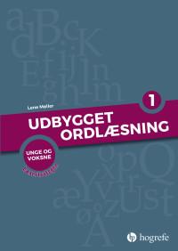 Læsestrategen for unge og voksne: Udbygget ordlæsning 1